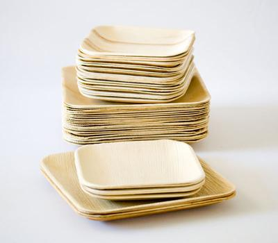 Made from fallen palm leaves disposable palm leaf plates are 100% natural and biodegradable making them a more environmentally friendly alternative to ... : palm leaf dinnerware - pezcame.com
